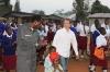Ankunft an der Barmaba Schule II