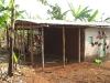 Erneuerung des Hausdaches zum Wasser auffangen